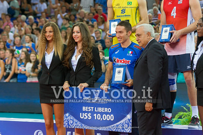 Salvatore Rossini, ITA, Best libero