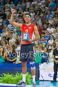 Taylor Sander, USA, Best wing spiker