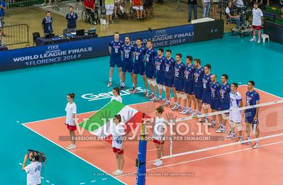 Nazionale Italiana di Pallavolo Maschile [ITA], Italy National Men's Volleyball Team [ITA]