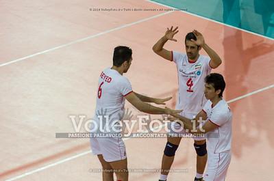 Iran ایران, starting six