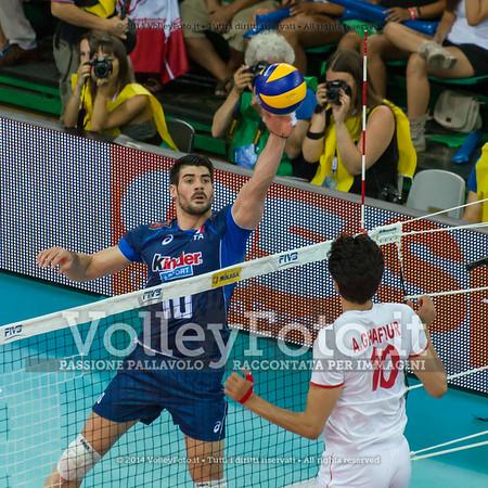Filippo Lanza, attack