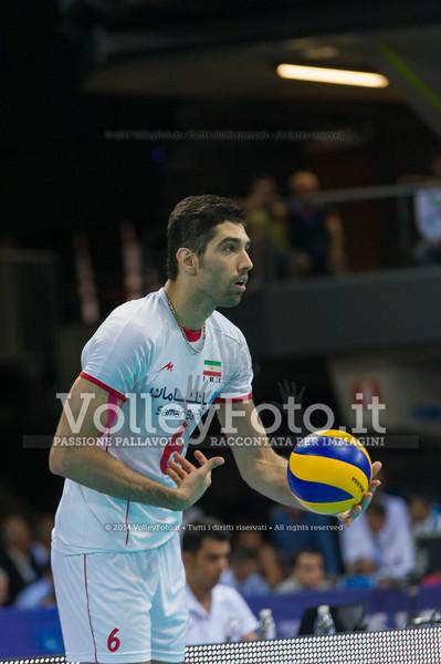 Seyed Mohammad Mousavi Eraghi, serve