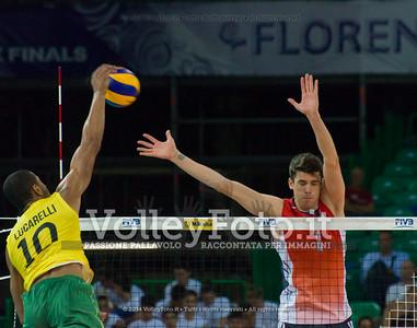 Ricardo Lucarelli Santos De Souza, attack, Matthew Anderson, block