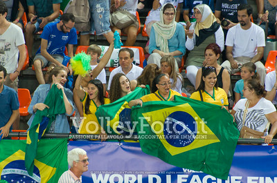 Supporters, Brazil