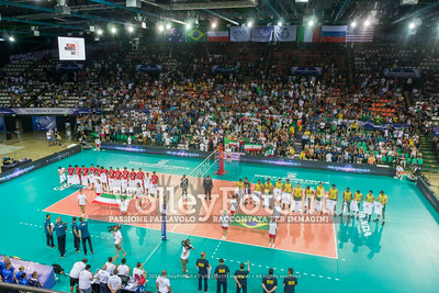 Iran - Brasil, National Anthem