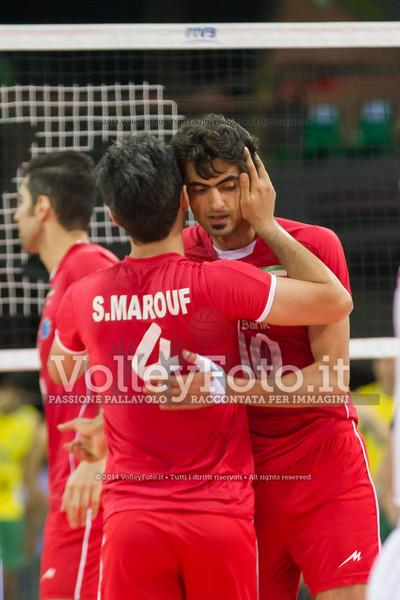Mir Saeid Marouflakrani, Amir Ghafour امیر غفور, hug