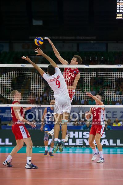 Artem Volvich, attack