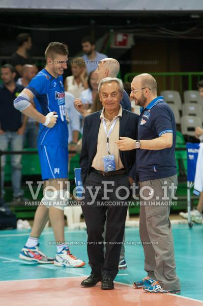 Mauro Berruto, Carlo Magri