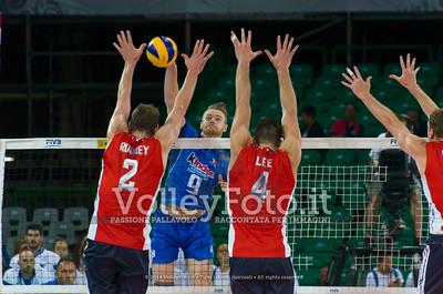 Ivan Zaytsev, attack