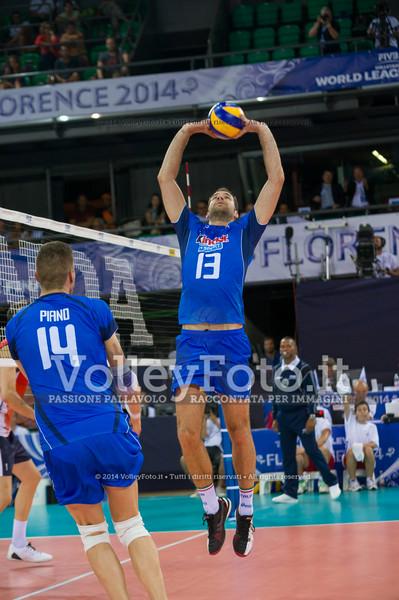 Dragan Travica, sets