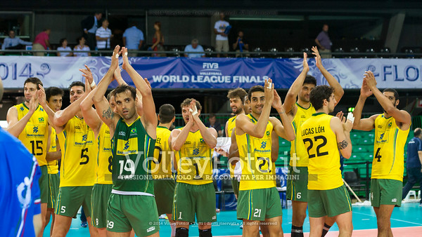 Brazil, happiness for victory