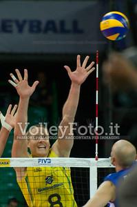 Murilo Endres, Brazil National Men's Volleyball Team [BRA]