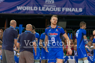 Ivan Zaytsev, starting six