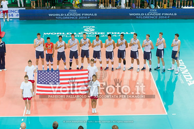 United States of America National Men's Volleyball Team [USA]