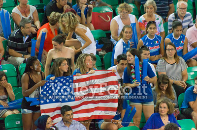 USA supporters