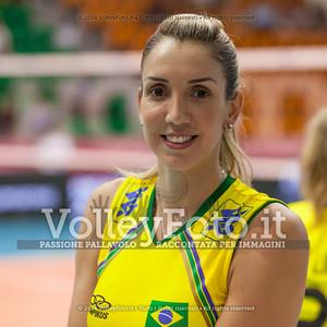 Thaisa Menezes, BRA