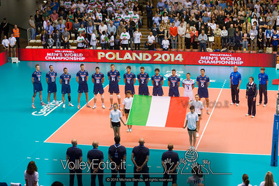 Italy National Men's Volleyball Team