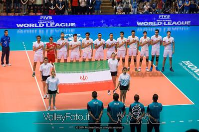 Iran National Men's Volleyball Team