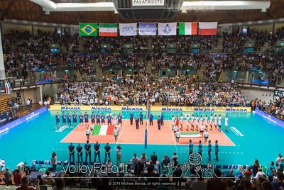 2014.05.30 ITA - IRI - World League 2014 Trieste