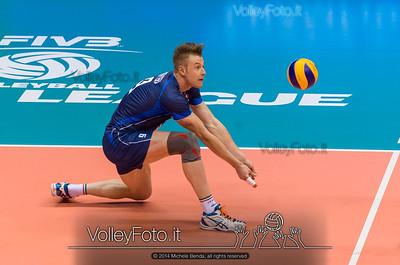 Ivan Zaytsev, bagher