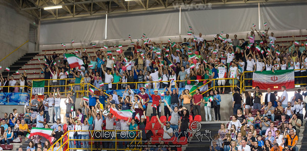 2014.06.01 ITA-IRI | World League 2014 Verona