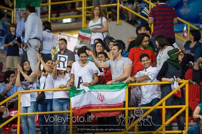 tifosi, Iran