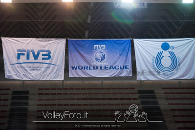 2014.06.01 ITA - IRI - World League 2014 Verona