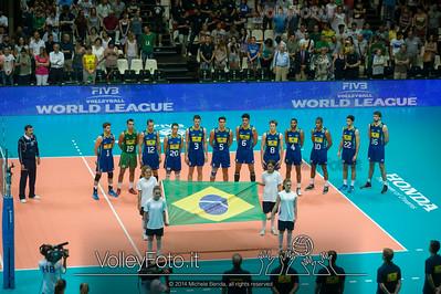 Seleção Brasileira de Voleibol Masculino [BRA], Brazil National Men's Volleyball Team [BRA]