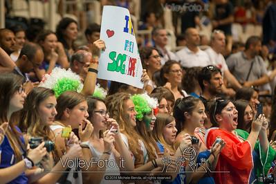 2014.06.08 ITA-BRA | World League 2014 Bologna