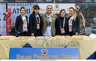 Sir Safety Perugia - Noliko Maaseik