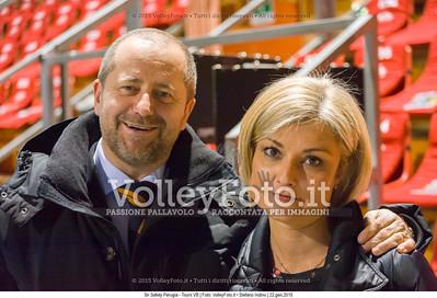 Andrea Bellini, Ilaria Vagni