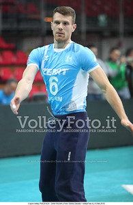 Copra Volley PIACENZA - Zenit KAZAN