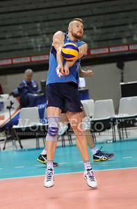 AZZURRI in allenamento a Torino