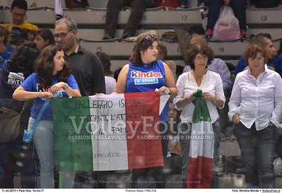 Francia-Italia | FRA-ITA