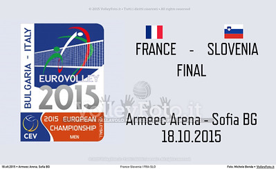 France-Slovenia | FRA-SLO