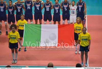 Russia-Italia   RUS-ITA