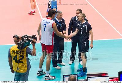 Serbia-Estonia | SRB-EST