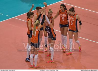 Netherland - Russia [NED-RUS] • Final