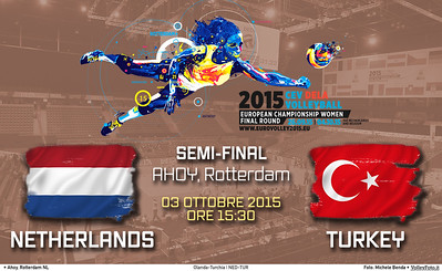Olanda - Turchia | NED-TUR (SemiFinal 1)