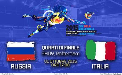 Russia - Italia | RUS-ITA (Quarti)