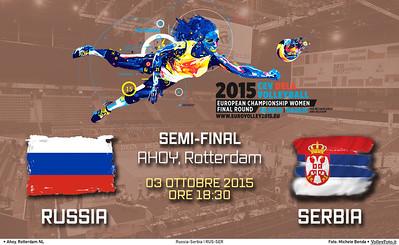 Russia - Serbia | RUS-SER (SemiFinal 2)