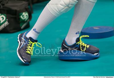 Allenamento ITALIA | FIVB World Grand Prix 2015