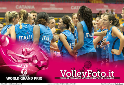 Allenamento ITALIA | FIVB World Grand Prix 2015
