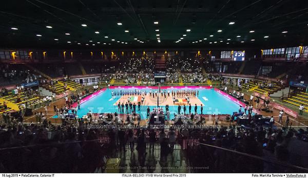 ITALIA-BELGIO | FIVB World Grand Prix 2015