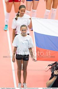 ITALIA - RUSSIA   FIVB World Grand Prix 2015