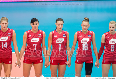 ITALIA - RUSSIA | FIVB World Grand Prix 2015