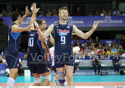 ITALIA-BRASILE | FIVB World League 2015