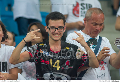 Italia - Serbia | FIVB World League 2015