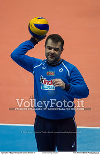 ITALY training session 2016 European Olympic Qualification - Women | Başkent Voleybol Salonu Ankara, Türkiye, 03.01.2016 FOTO: Michele Benda © 2016 Volleyfoto.it, all rights reserved [id:20160103.MBQ_1499]