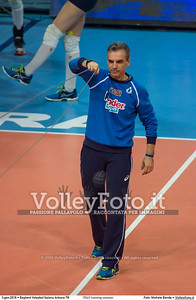 ITALY training session 2016 European Olympic Qualification - Women | Başkent Voleybol Salonu Ankara, Türkiye, 03.01.2016 FOTO: Michele Benda © 2016 Volleyfoto.it, all rights reserved [id:20160103.MBQ_1494]